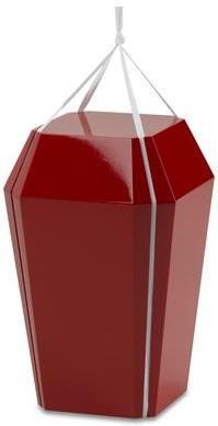 Diamant röd -2