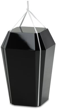Diamant svart högblank -2